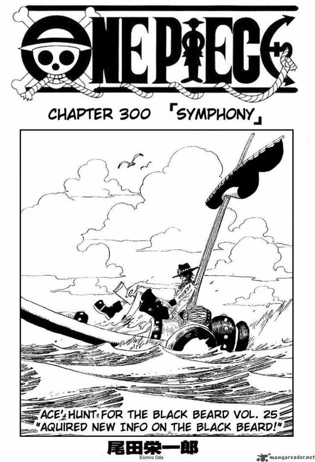 One Piece: Nhìn lại những cột mốc của Luffy tại chapter 100, 200, 300,...1000 để thấy được quá trình trở thành Vua Hải Tặc vĩ đại của Mũ Rơm - Ảnh 3.