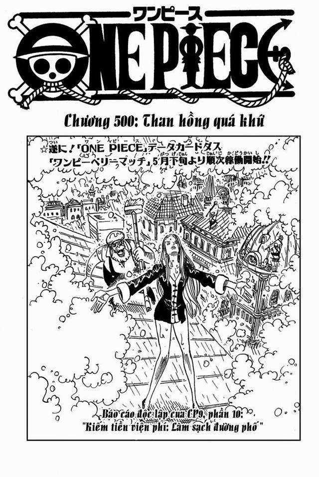 One Piece: Nhìn lại những cột mốc của Luffy tại chapter 100, 200, 300,...1000 để thấy được quá trình trở thành Vua Hải Tặc vĩ đại của Mũ Rơm - Ảnh 5.