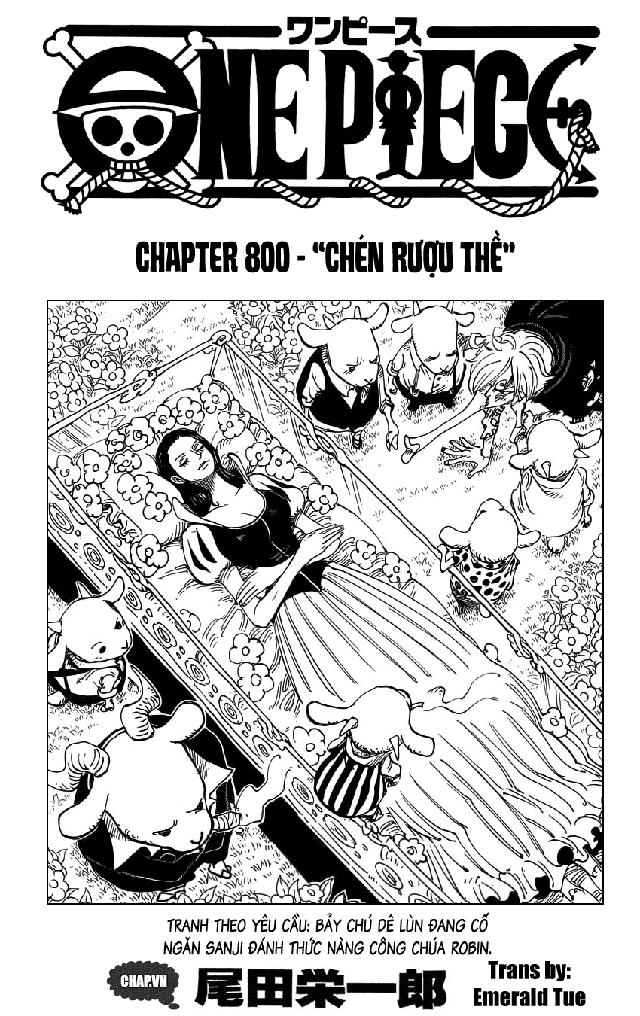 One Piece: Nhìn lại những cột mốc của Luffy tại chapter 100, 200, 300,...1000 để thấy được quá trình trở thành Vua Hải Tặc vĩ đại của Mũ Rơm - Ảnh 8.
