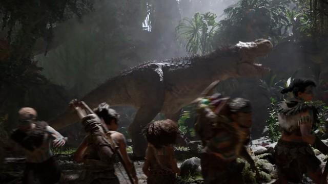 Mãn nhãn với Ark 2, game sinh tồn hot nhất 2021 - Ảnh 8.
