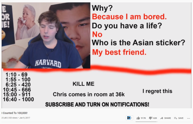 Làm video suốt 6 năm không ai xem, Youtuber 21 tuổi bất ngờ thành triệu phú nhờ tìm ra bí mật sau thuật toán của YouTube - Ảnh 2.