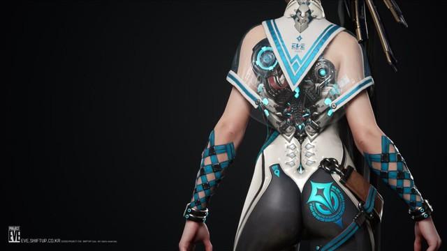 Tựa game có nữ chính siêu xinh và đồ họa cực đỉnh - Project EVE tung gameplay chiến boss nghẹt thở - Ảnh 4.