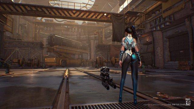 Tựa game có nữ chính siêu xinh và đồ họa cực đỉnh - Project EVE tung gameplay chiến boss nghẹt thở - Ảnh 5.
