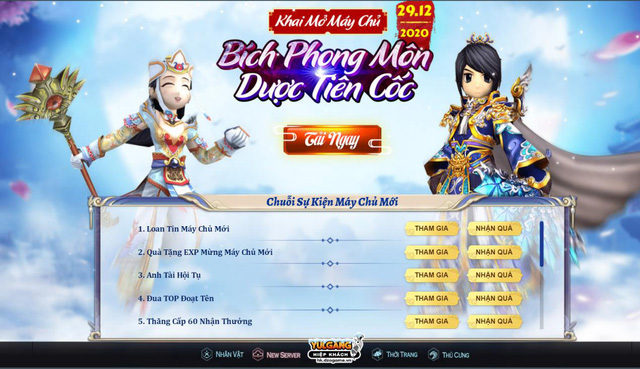 Game hot Yulgang Hiệp Khách khai mở máy chủ mới, tặng Giftcode khủng Độc Quyền - Ảnh 3.