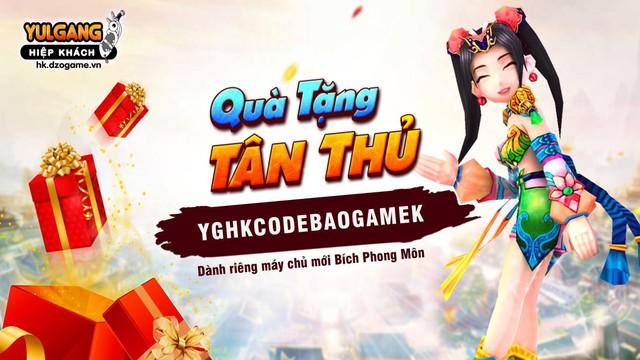 Game hot Yulgang Hiệp Khách khai mở máy chủ mới, tặng Giftcode khủng Độc Quyền - Ảnh 4.