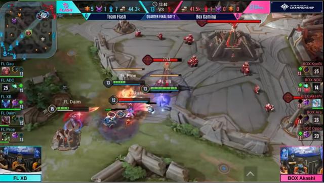 Team Flash Liên Quân gọi màn hủy diệt đội Á quân QG là dạo chơi, không hổ danh đội tạo ra meta - Ảnh 2.