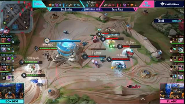Team Flash Liên Quân gọi màn hủy diệt đội Á quân QG là dạo chơi, không hổ danh đội tạo ra meta - Ảnh 3.