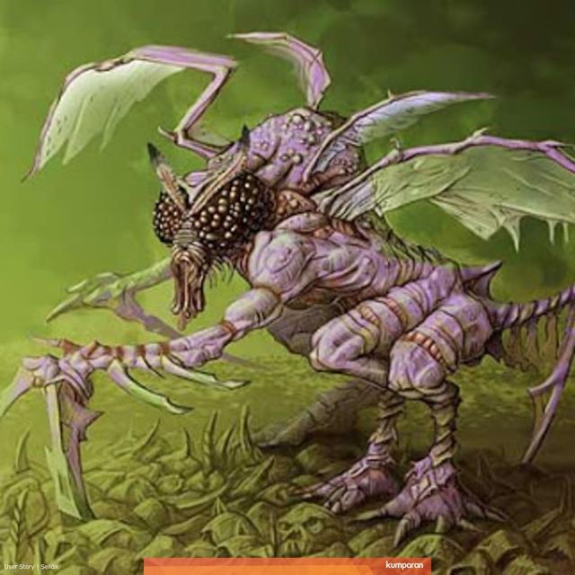 Chúa tể của loài ruồi Beelzebub – Con quỷ quyền lực chỉ xếp sau Lucifer - Ảnh 1.