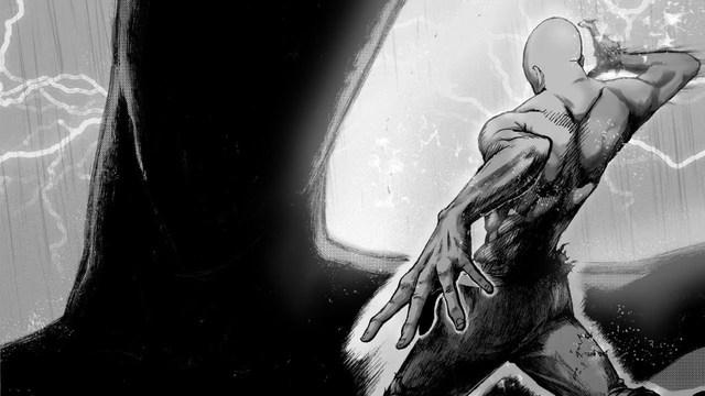One Punch Man: Bàn luận cuộc chiến giữa Saitama và GOD, người duy nhất làm rách áo của Thánh Một Đấm - Ảnh 4.