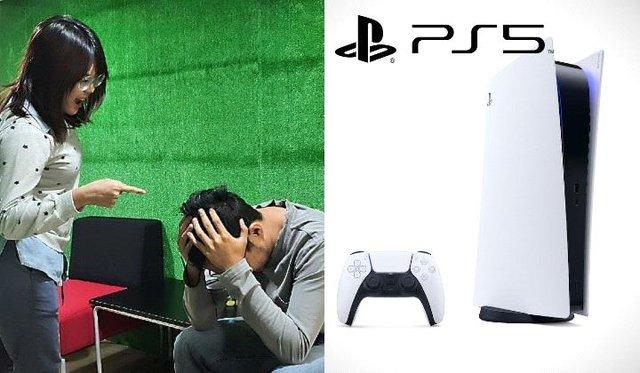 Bị vợ phát hiện khi lén lút mua PS5, nam game thủ buộc phải bán đi với giá rẻ - Ảnh 1.