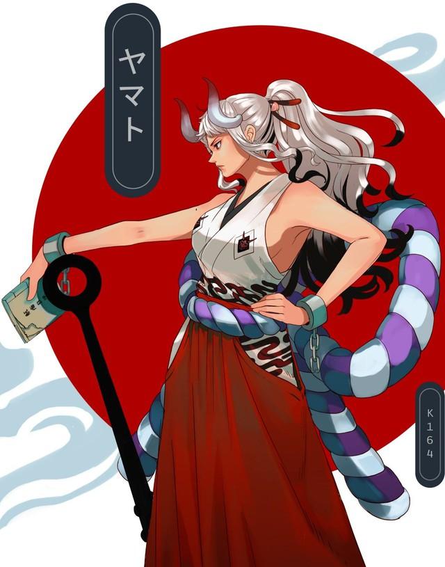 One Piece: Phải chăng bạch hổ Yamato chính là nhân tố cuối cùng của tứ linh để tạo ra long mạch - Ảnh 3.
