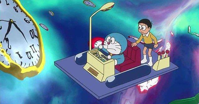 5 món bảo bối cực đỉnh có thể hô mưa gọi gió của Doraemon - Ảnh 1.