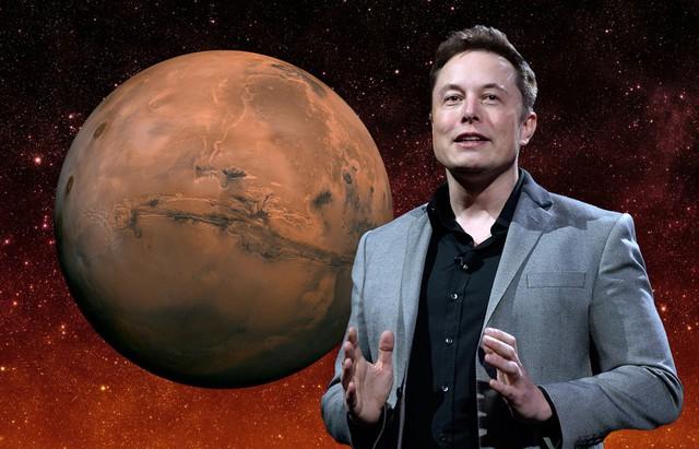 Ông Elon Musk dự báo, cư dân trên Sao Hỏa sẽ giao dịch bằng tiền mã hóa - Ảnh 1.