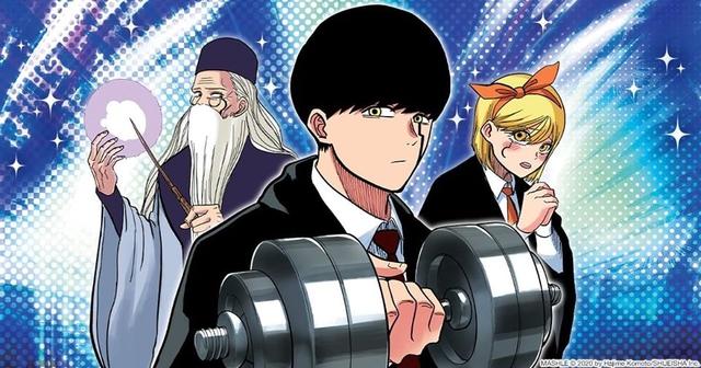 Top 5 manga siêu phẩm mới toanh hay nhất năm 2020, ai đọc xong cũng tấm tắc khen hay - Ảnh 5.