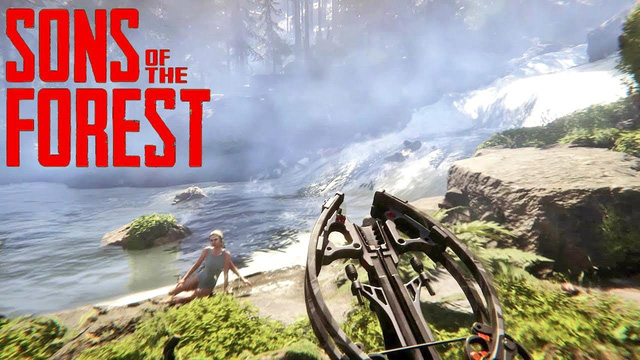 Sons of the Forest - phần tiếp theo The Forest bất ngờ tung ra trailer mới kinh dị hơn - Ảnh 2.
