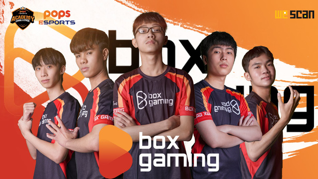 BOX Gaming tân vương của POPS ESPORTS ACADEMY CHALLENGE - Ảnh 1.