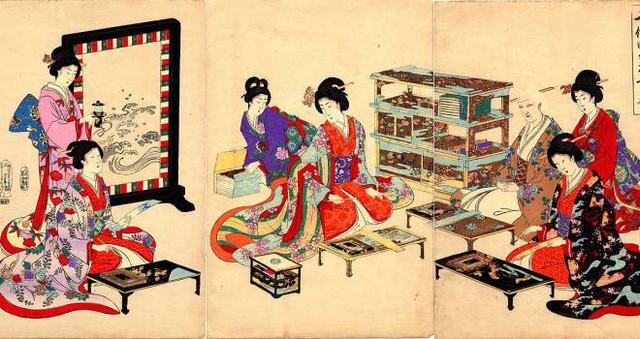 Những quy tắc kỳ quặc trong chuyện 'phòng the' của các Shogun Nhật Bản - Ảnh 1.