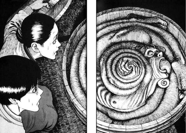 4 tác phẩm gây ám ảnh tột cùng của vua truyện kinh dị Junji Ito giúp năm mới thêm cảm xúc - Ảnh 3.