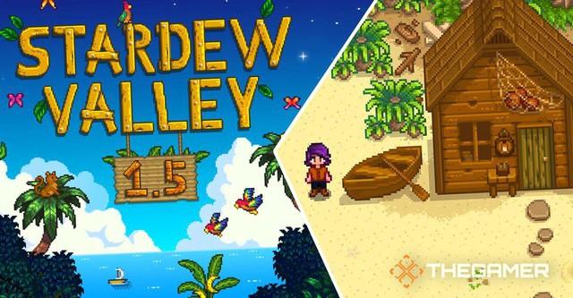 Sau 4 năm ra mắt, tựa game trồng trọt Stardew Valley bất ngờ nhận được bản cập nhật siêu lớn - Ảnh 1.
