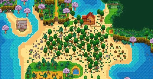 Sau 4 năm ra mắt, tựa game trồng trọt Stardew Valley bất ngờ nhận được bản cập nhật siêu lớn - Ảnh 2.