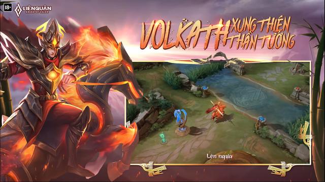 Liên Quân Mobile: Game thủ Việt nhận FREE Volkath Thần tướng với thời gian ngắn kỷ lục - Ảnh 2.