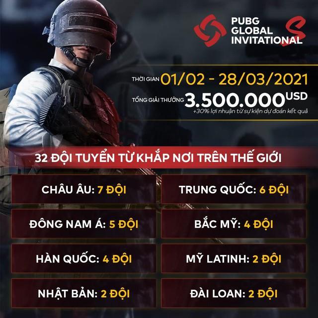 PUBG: 2 team Việt Nam - DivisionX Gaming và LG Divine bất ngờ được gọi tên trong giải đấu toàn siêu sao thế giới - Ảnh 1.