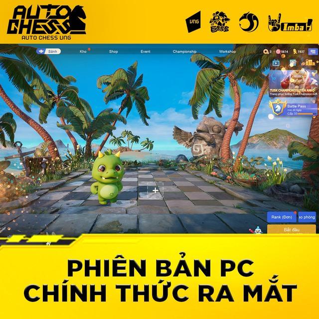 Auto Chess VNG ra mắt phiên bản mới với công nghệ Unreal Engine 4, đặc biệt mang đến bất ngờ lớn cho game thủ - Ảnh 2.