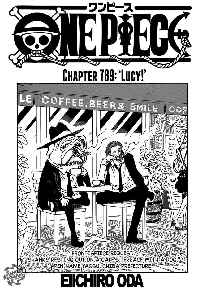 Giả thuyết One Piece gây sốc: Biết đâu Shanks lại là thủ lĩnh của thế giới ngầm trong One Piece? - Ảnh 1.