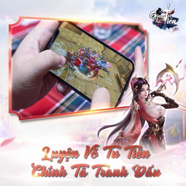 Game nhập vai Giang Hồ Tu Tiên ấn định ngày ra mắt chính thức - Ảnh 3.