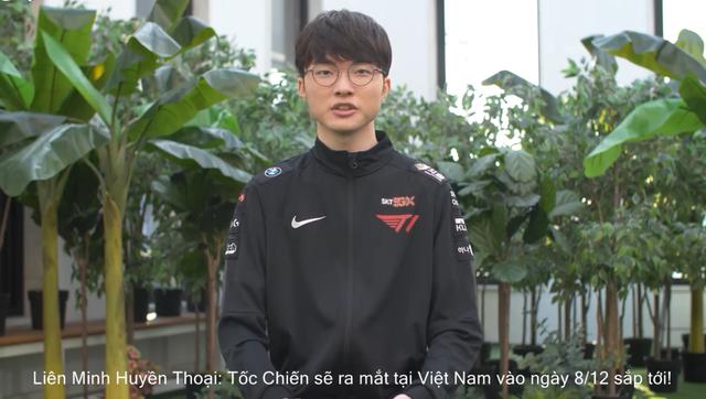 Minh Nghi hết hồn khi chủ tịch Faker nói câu tiếng Việt, gạ game thủ trao đổi chiêu thức Tốc Chiến - Ảnh 5.
