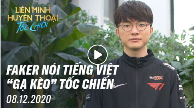 Minh Nghi hết hồn khi chủ tịch Faker nói câu tiếng Việt, gạ game thủ trao đổi chiêu thức Tốc Chiến - Ảnh 3.