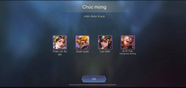 Game thủ Liên Quân trúng hết skin có yếu tố Việt Nam từ trước tới nay, sự thật là gì? - Ảnh 2.
