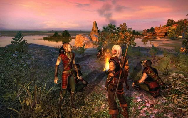 Link tải The Witcher: Enhanced Edition miễn phí 100% - Ảnh 1.