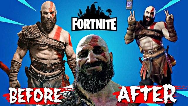 Chiến thần Kratos bị biến thành… trò hề - Ảnh 3.