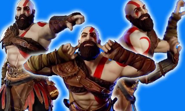 Chiến thần Kratos bị biến thành… trò hề - Ảnh 4.