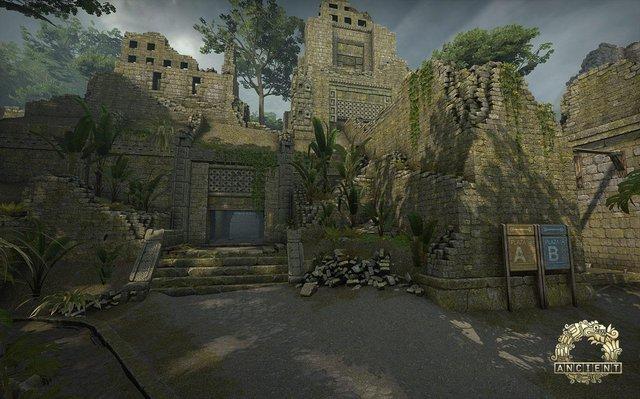 Bản đồ Ancient mới được ra mắt