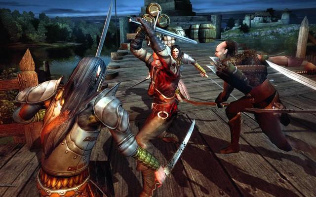 Link tải The Witcher: Enhanced Edition miễn phí 100% - Ảnh 3.