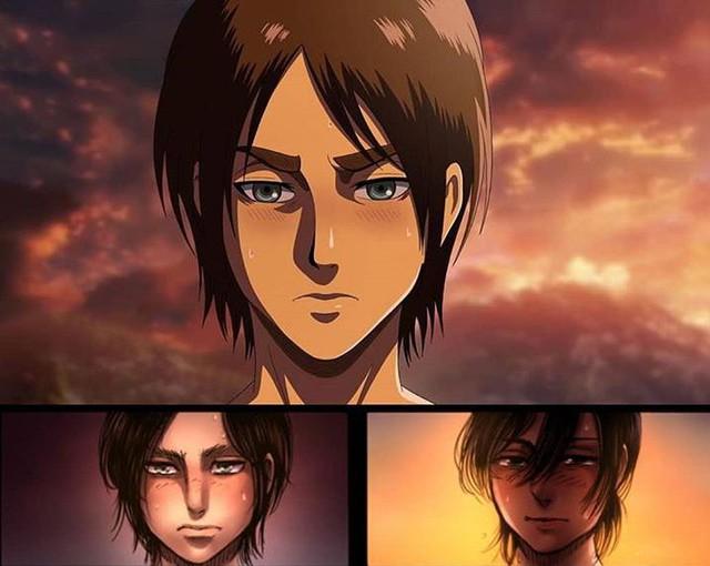Spoil Attack On Titan chap 135: Đội quân Titan xuất hiện đánh bại Levi, Mikasa một mình chống lại - Ảnh 2.