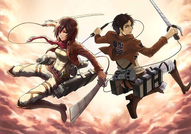 Spoil Attack On Titan chap 135: Đội quân Titan xuất hiện đánh bại Levi, Mikasa một mình chống lại - Ảnh 3.