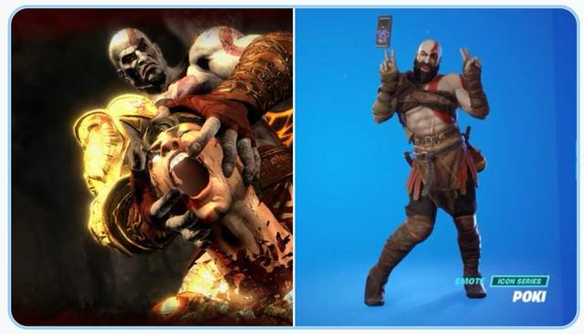 """Những bức ảnh chế theo trend """"điệu nhảy Kratos"""" đang xuất hiện nhiều như nấm sau mưa trên Twitter"""