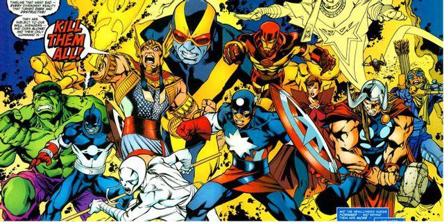Giả thuyết Marvel: Phim Avengers thứ 5 sẽ tập hợp các siêu anh hùng từ các vũ trụ song song - Ảnh 3.