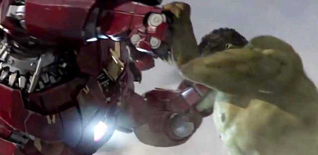 Vì sao Hulk bị Iron Man đánh bại trong Avengers: Age of Ultron Photo-1-16072239926691711094756