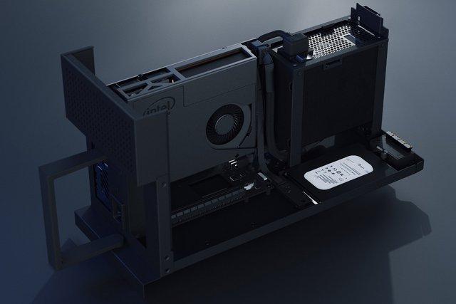Razer ra mắt mini PC siêu nhỏ gọn nhưng cấu hình khủng long: i9 9900HK, RTX 3080, giá bèo khoảng 70 triệu - Ảnh 1.