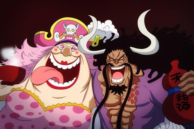 Cặp tình nhân bá đạo nhất One Piece