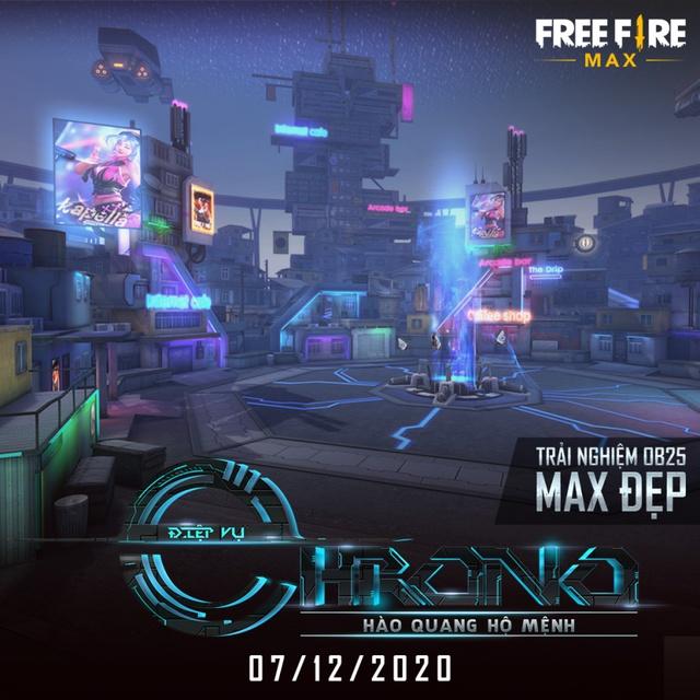 """Nóng! Free Fire MAX chính thức ra mắt vào ngày 7/12, tặng quà miễn phí """"siêu to khổng lồ"""" toàn server - Ảnh 7."""