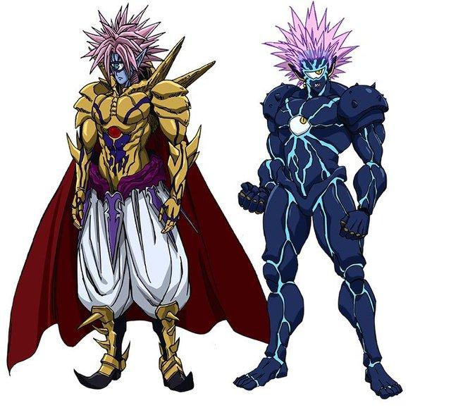 One Punch Man: Nhìn lại phản diện Lord Boros, những nét giống với Goku trong Dragon Ball - Ảnh 2.