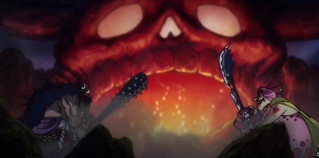 One Piece: Chứng kiến cảnh Kaido đánh Bigmom Bm1-16073164347311689372729