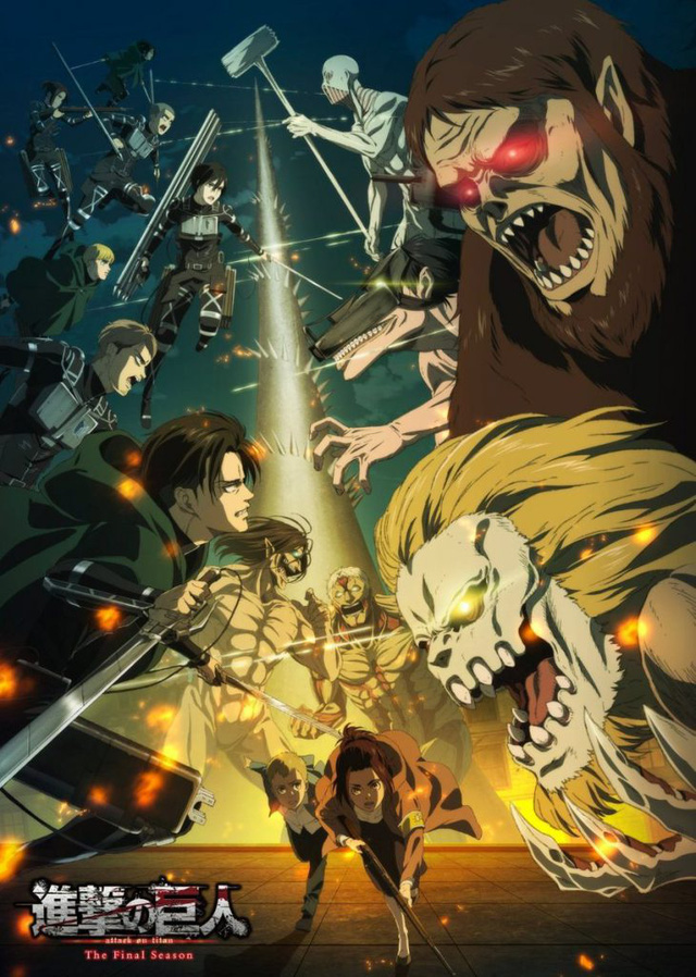 Attack on Titan season 4: Vọn vẹn có 16 tập, liệu cái kết có giống với sự kỳ vọng của khán giả? - Ảnh 1.