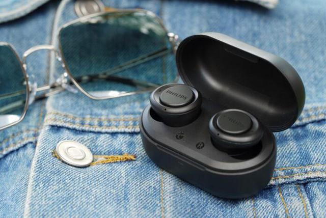 Đánh giá Philips TAT1215: Tai nghe không dây cao cấp, giá cực mềm - Ảnh 1.