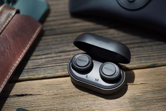 Đánh giá Philips TAT1215: Tai nghe không dây cao cấp, giá cực mềm - Ảnh 3.